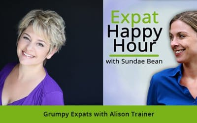 Grumpy Expats with Alison Trainer