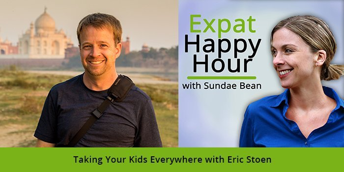 Taking Your Kids Everywhere with Eric Stoen