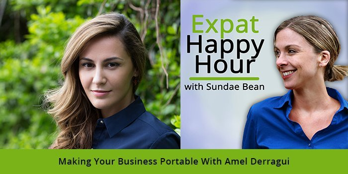 Making Your Business Portable With Amel Derragui