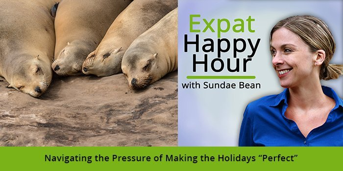 """Navigating the Pressure of Making the Holidays """"Perfect"""""""