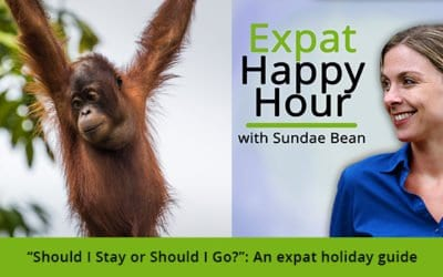 """""""Should I Stay or Should I Go?"""": An expat holiday guide"""