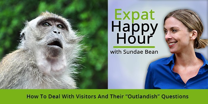 """How To Deal With Visitors And Their """"Outlandish"""" Questions"""