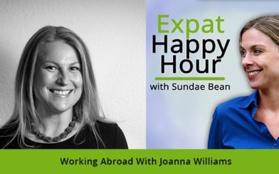 Working Abroad With Joanna Williams