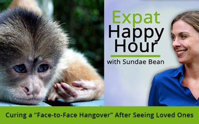 """Curing a """"Face-to-Face Hangover"""" After Seeing Loved Ones"""