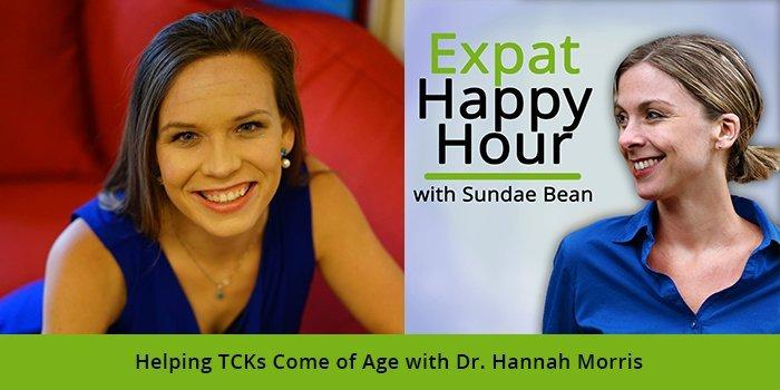 Helping TCKs Come of Age with Dr. Hannah Morris & Sundae Schneider-Bean