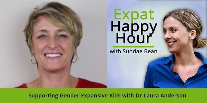 Supporting Gender Expansive Kids with Dr Laura Anderson & Sundae Schneider-Bean