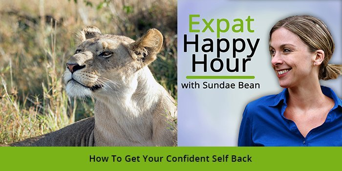 How To Get Your Confident Self Back with Sundae Schneider-Bean